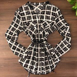 🌵4/$20   Plaid Button Down Shirt